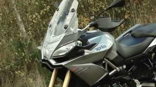 10. Testbericht Aprilia Caponord 1200 ABS Travel Pack