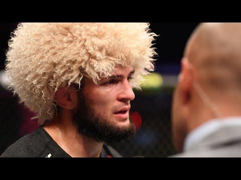Khabib Nurmagomedov anuncia a sua aposentadoria | UFC 254