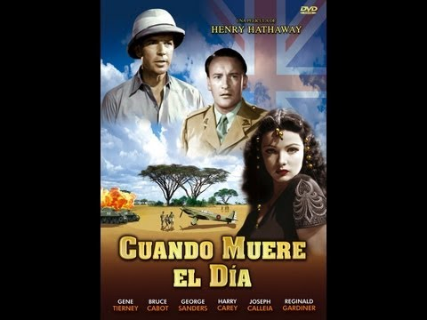 CUANDO MUERE EL DIA (SUNDOWN, 1941, Full movie, Spanish, Cinetel)
