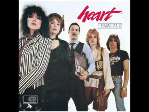 Heart- Straight On