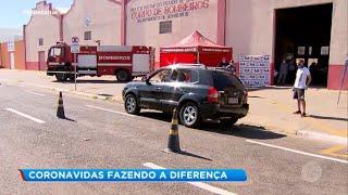 Marília: Corpo de Bombeiros faz a diferença