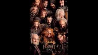 Der Hobbit - Eine Unerwartete Reise Soundtrack / Lied Der Zwerge 15min Version
