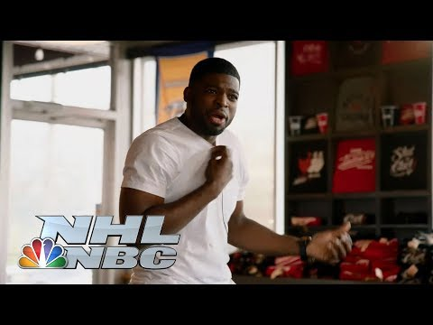 Video: P.K. Subban stars in 'The PK Project' | Official Trailer | Coming Soon To NBC Sports
