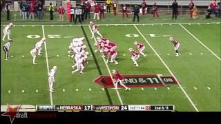 Rob Havenstein vs Nebraska (2014)