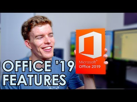 Office 2019 New Features And Where To Get It UNDER $50!