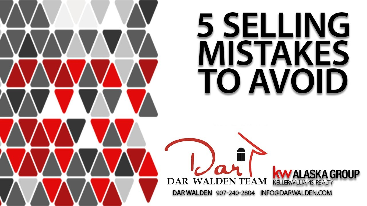 Sellers: These 5 Mistakes Can Kill a Deal