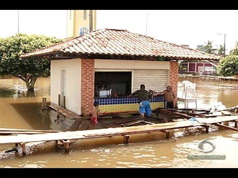 Careiro da Várzea: enchente na cidade já atingiu mais de 2800 famílias