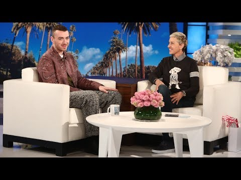 Video Sam Smith Addresses Oscar Controversy download in MP3, 3GP, MP4, WEBM, AVI, FLV January 2017