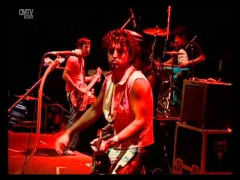 Babasónicos video Pendejo - San Pedro Rock I - 2003
