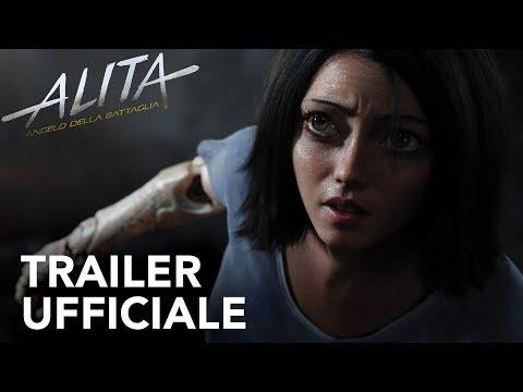 Preview Trailer Alita: Angelo della battaglia, trailer ufficiale italiano