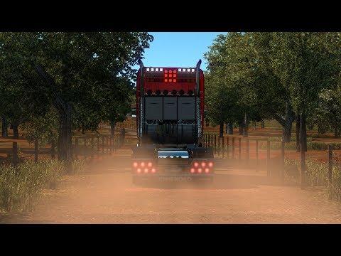 Scania Ghost V8 Open Pipe Crackle Version v2.0