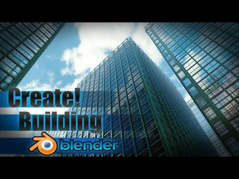 blender - In Part 1 of this 2-part tutorial series, we create a large office building, covering the entire process of Modeling, Materials, and Rendering! Watch Part 2!...