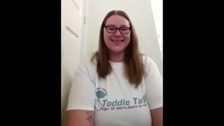 Toddle Talk Advent Calendar 21st December