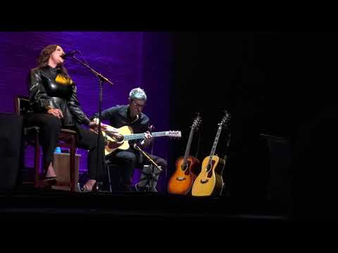 Alanis Morissette - Thank U (Special Acoustic Performance on Apollo Theater 12-02-2019)