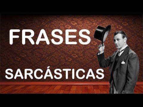 Frases inteligentes - Frases sarcásticas para enemigos - Insultos elegantes