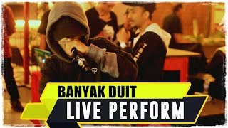 ANJAR OX'S - Banyak Duit ( Live Perform ) With Dr. Del