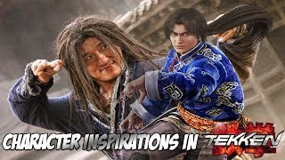 Video Inspirations behind characters in Tekken - Then vs Now download in MP3, 3GP, MP4, WEBM, AVI, FLV January 2017