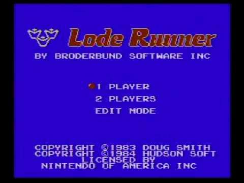 Lode Runner Wii