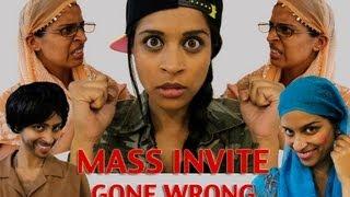 Video Mass Invite Gone Wrong (Based on a True Story) MP3, 3GP, MP4, WEBM, AVI, FLV Oktober 2018