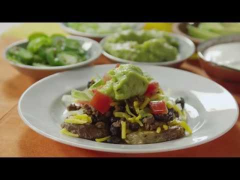 Appetizer Recipes – How to Make Mexican Potato Nachos