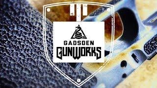GADSDEN GUN WORKS: Stipple review, range testing,  pricing and MORE