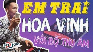 Ngắm hoa lệ rơi phiên bản EM TRAI HOA VINH - AUTO TUNE cùng COMBO