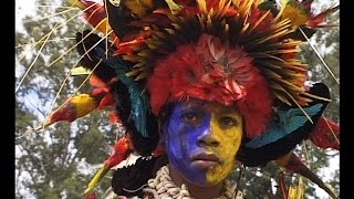 I filmed the sing sing festival in Goroka Papua New Guinea. a meetin of 80 dances group from the highland.