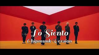 Video Super Junior - Lo Siento [Chipmunk Version] MP3, 3GP, MP4, WEBM, AVI, FLV Juli 2018