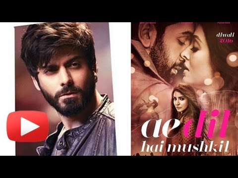 CONFIRMED : Fawad Khan Role Not Cut In Ae Dil Hai