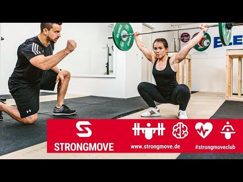 STRONGMOVE® Athletic Club - Ihre persönliche Fitness-Optimierung