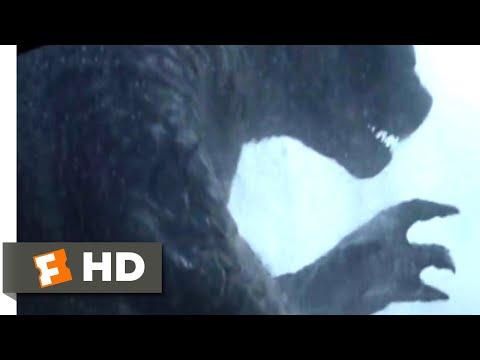 Godzilla (2014) - Godzilla at the Golden Gate Bridge Scene (5/10) | Movieclips