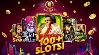 Caesars Slots Spin Casino Game YouTube video