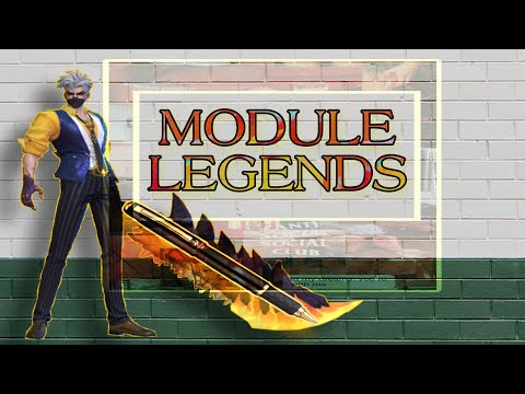 Module Legends | MLBB | Parody