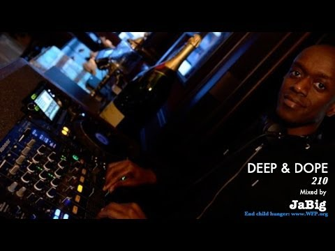 Jazz & Deep House Lounge Music DJ Mix by JaBig (Smooth, Relaxing, Meditation Playlist)