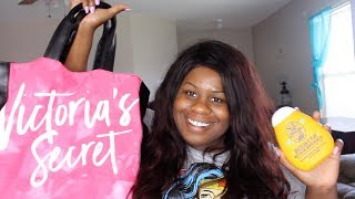 Victoria's Secret made me a Angel Card member oh boy! These hauls about to get real lol I hope you Enjoy!--------------------------------------------------------------------------Check out BRAZILIAN 4 PLAY MOISTURIZING SHOWER CREAM-GEL from Sol de Janeirohttps://soldejaneiro.com/product/brazilian-4-play-moisturizing-shower-cream-gel-pistachio-caramel/------------------------------------------------------------------------------------------------C O U P O N S & O N L I N E S H O P P I N G:Get Cashback when you shop on line Like I dohttp://bit.ly/1TNPBld-----------------------------------------------------------------------------------------------Shop at one of my Fav Sites Ikatehousebit.ly/1SamnOG---------------------------------------------------------------------------------Get your smile bright like meMy coupon code TinamarieOrder Your Kit Today for only $119.95 using my Linkhttp://bit.ly/22U0pV5---------------------------------------------------------------------------------------------------Receive FREE products to Review Sign Up for Octoly Todayhttps://www.octoly.com/youtubers?yt_r...-----------------------------------------------------------------------------------------------------Join FameBit today and get paid to review Products. You love!https://famebit.com/a/TinaMarie ----------------------------------------------------------------------Most Requested VideosGRWM https://youtu.be/fjLH8eC5D68How to make money on youtubehttps://youtu.be/2_B37MisbAYHow to Get More Subscribers on Youtubehttps://youtu.be/Jw3l7xXG-2IMakeup Collection & Storagehttps://youtu.be/ojlJuJMARnQ-------------------------------------------------------FAQWhat Camera do I use ? CanonT5iWhat lighting do I use? NEEWER Ring Light--------------------------------------------------------------------FOLLOW ME:♡ T W I T T E R http://www.twitter.com/tmr2886♡ I N S T A G R A M http://www.instagram.com/tmr2886♡ S N A P C H A T TMR2886♡ V L O G tinasworld♡ P I N T E R E S T https://www.pinterest.com/tm