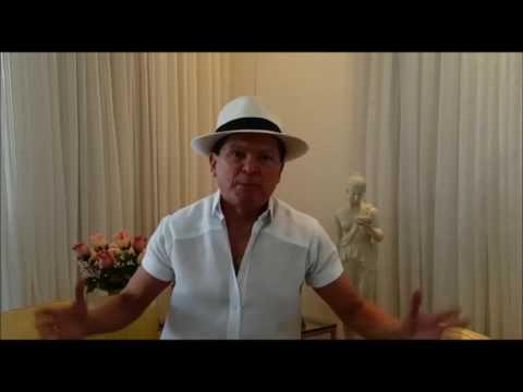 Convite Alcimar Monteiro em Caetité Bahia