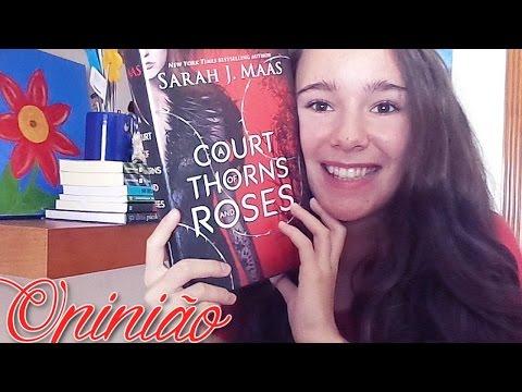 OPINIÃO: A Court of Thorns and Roses de Sarah J. Maas