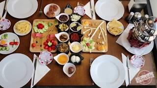 Anadolu Et Balık - Serpme Kahvaltı