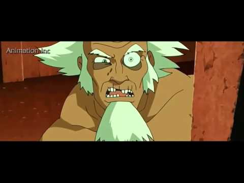 Aang VS King Bumi   The Three Deadly Challenges HD