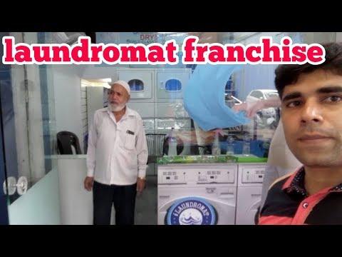 Laundromat franchise start your own business .