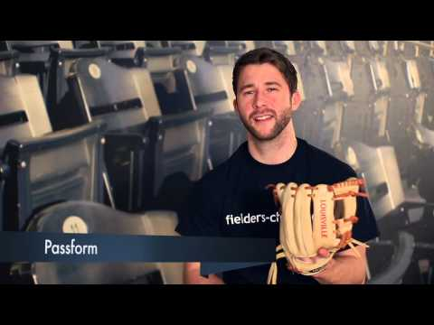 Produkttest Louisville Slugger FGPF14 CR115 Baseballhandschuh