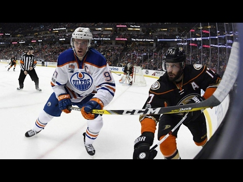 Gretzky's advice to McDavid on handling his 'shadow'