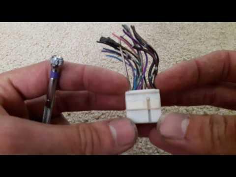 Howto: Repin Toyota OBD2 ECU plug 2JZGTE VVTI
