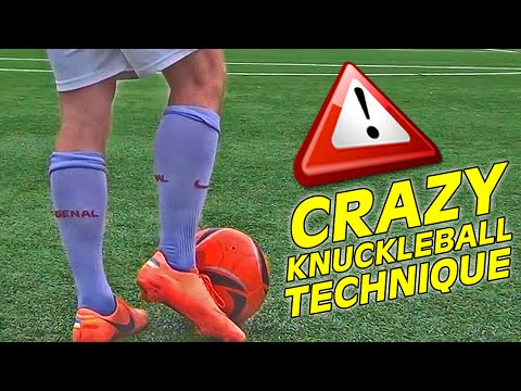 Knuckle - How To: Cristiano Ronaldo Freistoß Tutorial - Flatterball Schusstechnik | How To Shoot A Soccer Knuckleball Tutorial Thursday Vol.47 ft. LukasFootball7 ▻http://bit.ly/1sKu533 Send YOUR Tutorials...