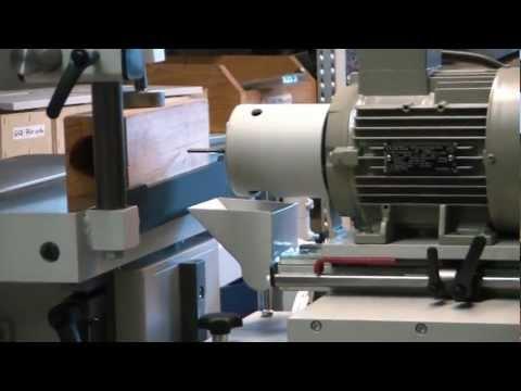 Hess-Langlochbohrmaschinen