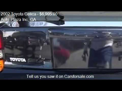 2002 Toyota Celica GT – for sale in Doraville , GA 30045