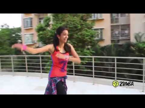 Sigue La Cumbia | Zumba Fitness Workout | Cumbia | Pre Cool Down | Choreographed By Shraddha