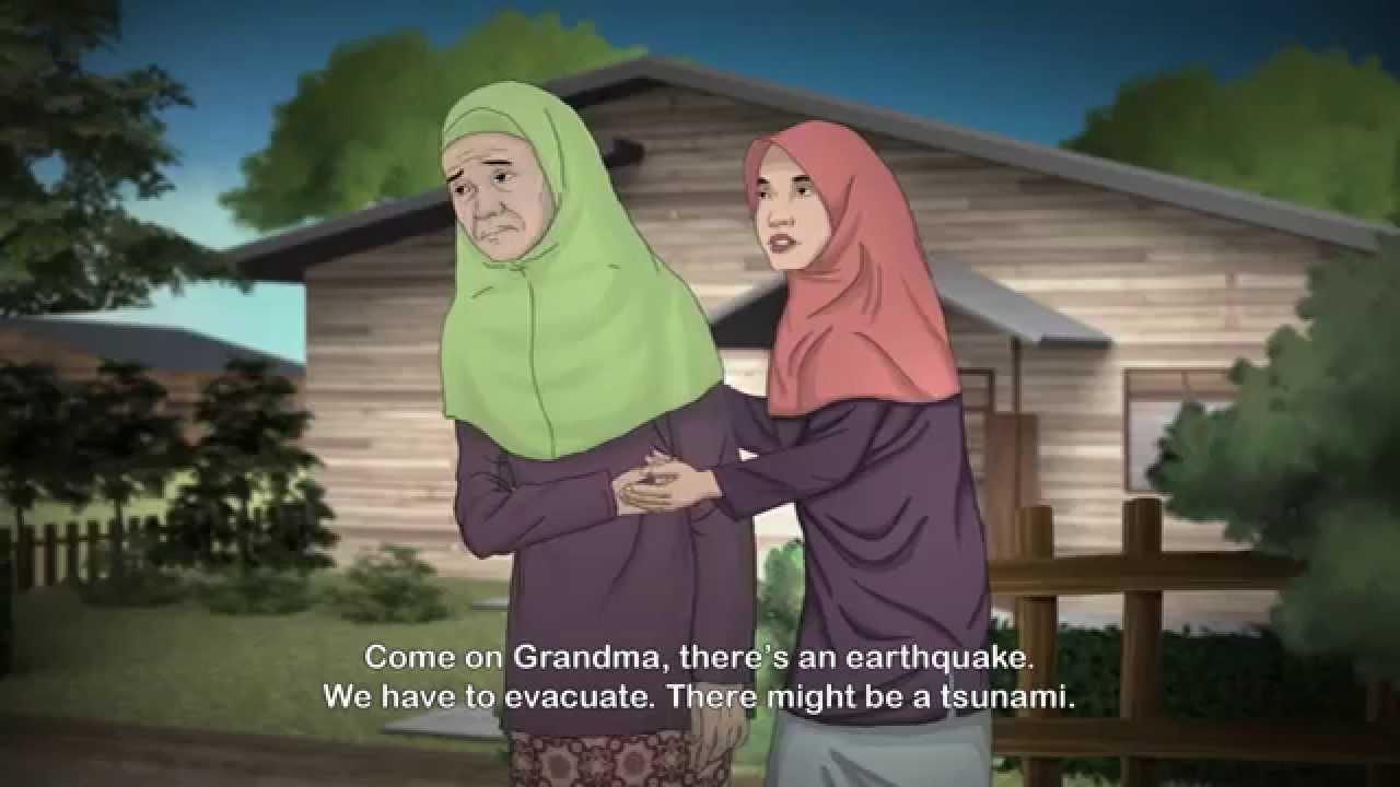 #3 Tsunami Evacuation