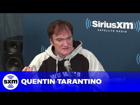 Quentin Tarantino on Writing Dialogue // SiriusXM // Stars
