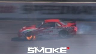 3. Dai Blows the Engine of his S13 at Irwindale - Behind The Smoke 3 - Ep 26